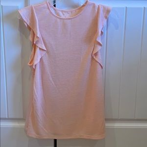 A New Day woman's adult small peach shirt